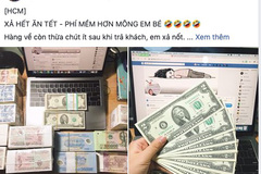 Tiền lẻ ngày cận Tết Canh Tý, đổi 10 triệu mất 4 triệu vẫn tấp nập