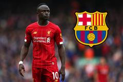 Barca vung tiền ký Mane thay Luis Suarez
