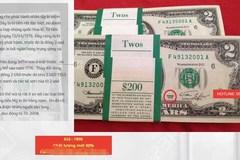Mua bán, trao đổi tiền 2 USD mới có phạm luật?