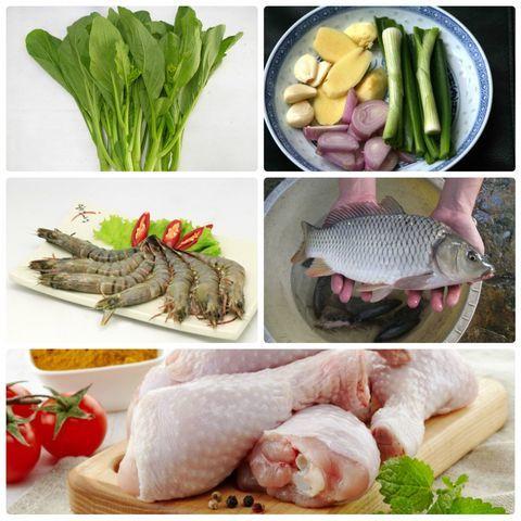 Những loại thực phẩm kỵ nhau tuyệt đối không dùng chung trong ngày Tết