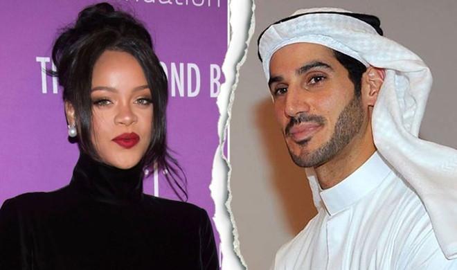 Rihanna chia tay bồ tỷ phú sau 3 năm hẹn hò