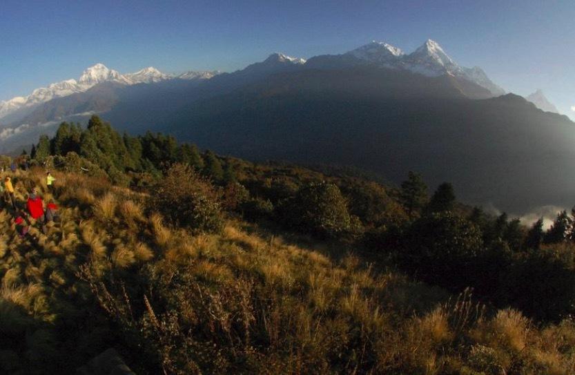 Lở tuyết ở Nepal, nhiều người mất tích