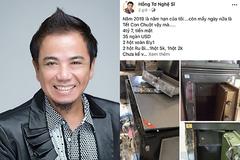 Thực hư chuyện Hồng Tơ bị trộm phá két sắt lấy gần 5 tỷ đồng