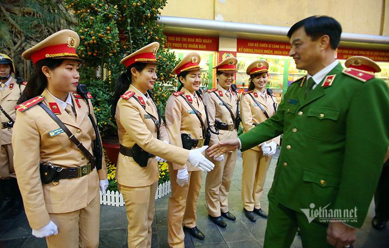 Buổi chiều hoài niệm của Thứ trưởng Bộ Công an Nguyễn Duy Ngọc