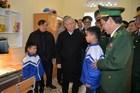 Thường trực Ban Bí thư thăm, chúc Tết tại Cao Bằng