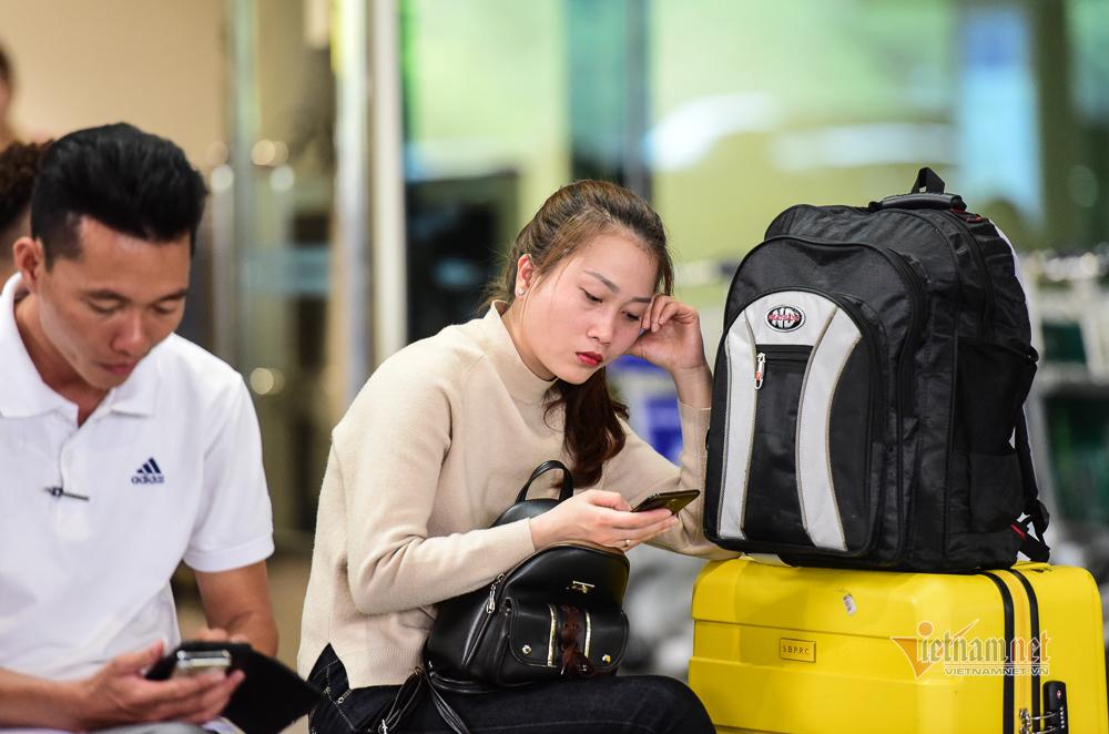 việt kiều,sân bay Tân Sơn Nhất,Tết Canh Tý 2020,Tết nguyên đán