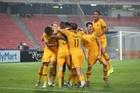 U23 Australia lần đầu vào bán kết sau 120 phút nghẹt thở
