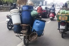 HCMC to inspect motorbike emissions