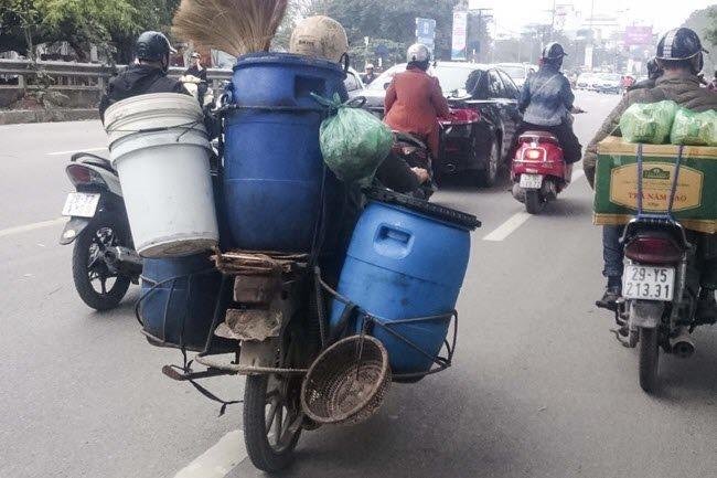 HCMC to inspect motorbike emissions