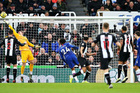 Newcastle 0-0 Chelsea: Thế trận bế tắc (H2)