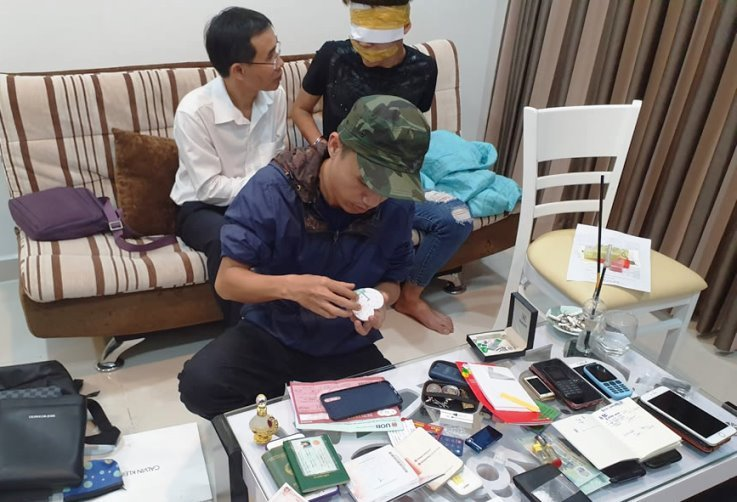 Nhóm người Malaysia giả danh công an, lừa đảo hơn 500 tỷ tại Việt Nam