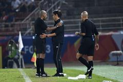 U23 Thái Lan thất bại, người Thái đổ lỗi trọng tài