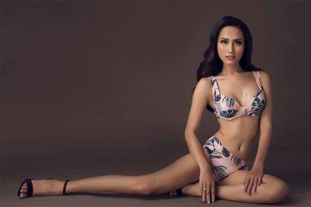 Hoa hậu chuyển giới nóng bỏng khiến Trọng Hiếu công khai tỏ tình