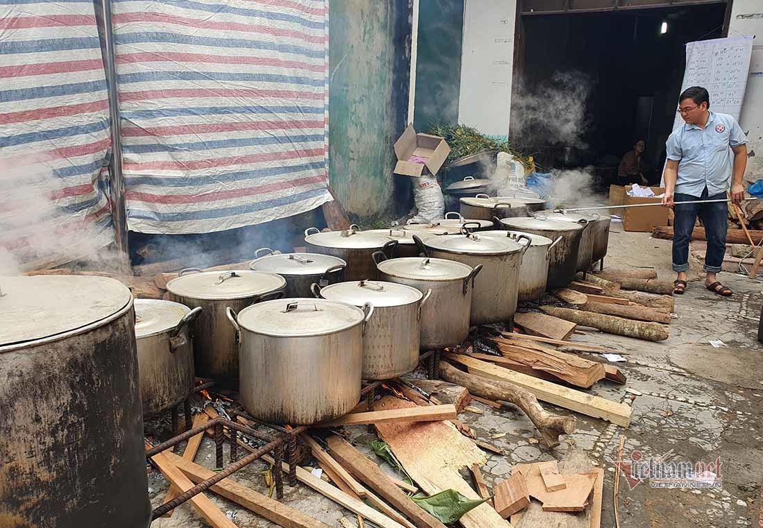 Bánh Chưng,Tết Canh Tý,Nghệ An
