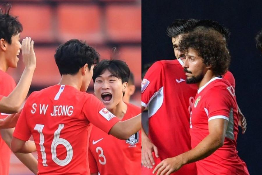 Link xem trực tiếp U23 Hàn Quốc vs U23 Jordan, 17h15 ngày 19/1