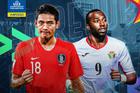 Trực tiếp U23 Hàn Quốc vs U23 Jordan: Khẳng định sức mạnh