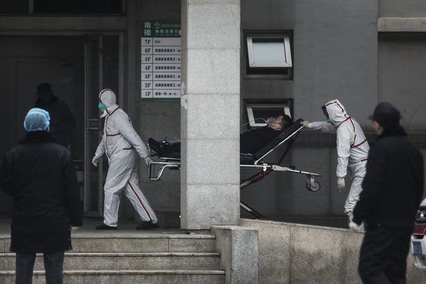 Virus viêm phổi giống SARS có thể đã lây lan ra hàng ngàn người