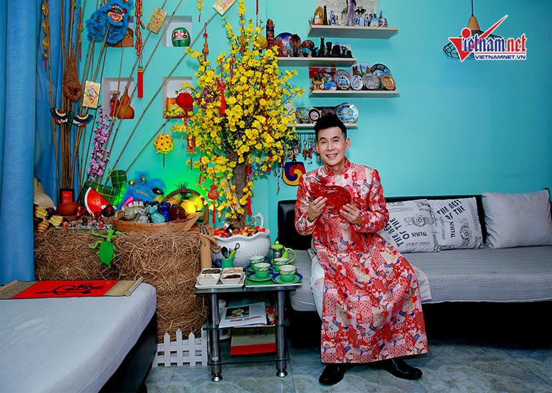 Bộ sưu tập 'vô giá' trong nhà mặt phố 70 tỷ đồng của Đoan Trường ở Sài Gòn