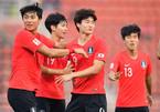 Thắng nghẹt thở giây cuối, U23 Hàn Quốc vào bán kết