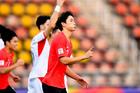 U23 Hàn Quốc 1-0 U23 Jordan: Bóng dội cột dọc (H2)