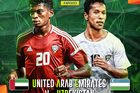 U23 Uzbekistan 1-1 U23 UAE: ĐKVĐ gỡ hòa tức khắc (H1)