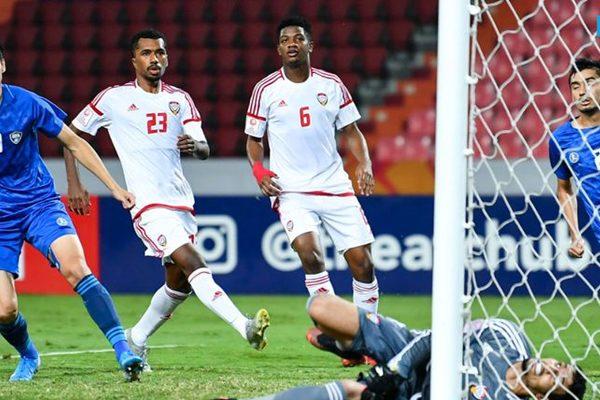 Video bàn thắng U23 Uzbekistan 5-1 U23 UAE