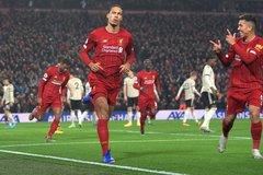 Hạ gục MU, Liverpool vô đối Ngoại hạng Anh