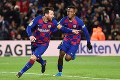 Messi lóe sáng, HLV Quique Setien ra mắt như mơ