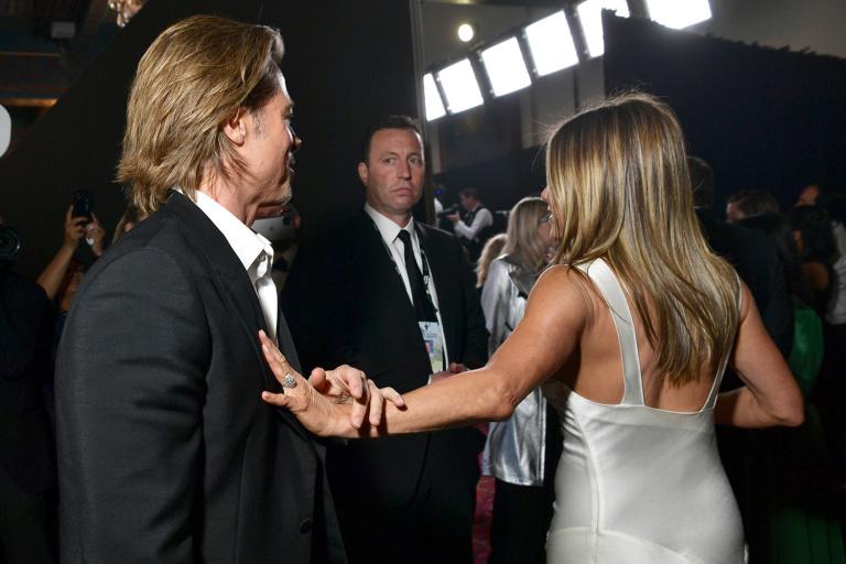 Brad Pitt,Jennifer Aniston