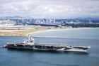 Mỹ điều hai tàu sân bay áp sát bán đảo Triều Tiên