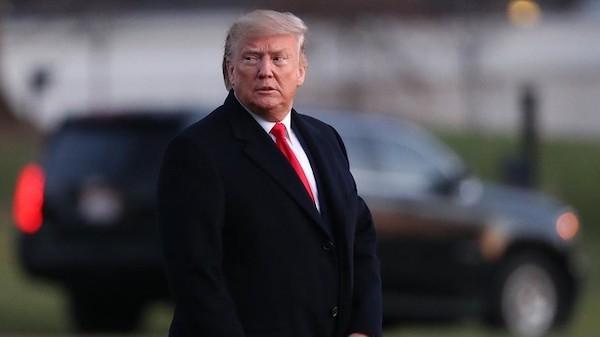 Luận tội ông Trump