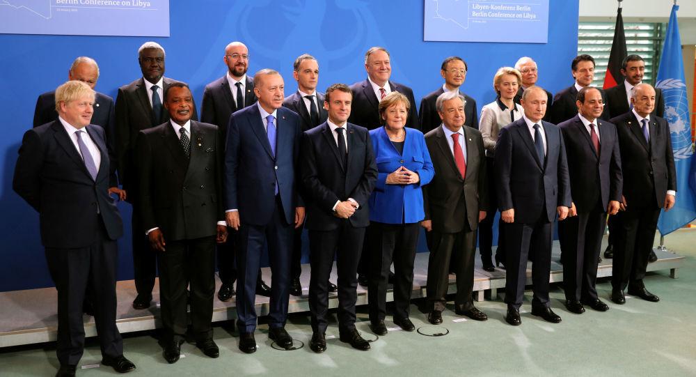Thượng đỉnh Berlin,nguyên thủ quốc gia,Vladimir Putin,Tổng thống Nga
