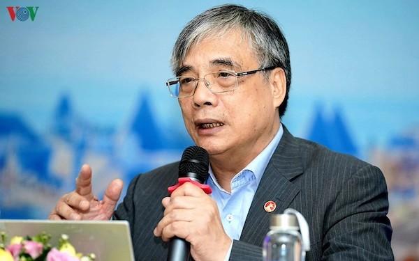 Ông Trần Đình Thiên: 'Chúng ta cần chấm dứt tư duy cơi nới'