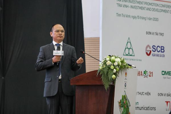 Xây Trà Vinh thành làng khoa học, khởi nghiệp xanh