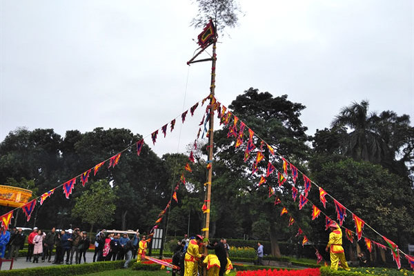 Citadel to glow with Tet atmosphere