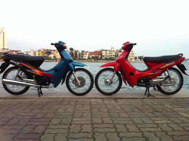 Honda Dream,xe máy Honda,xe máy Suzuki