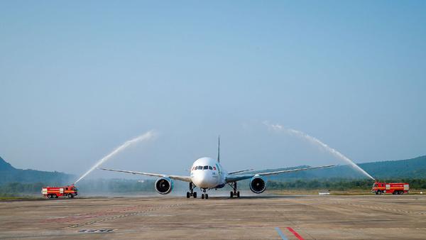 Bamboo Airways khai thác máy bay thân rộng 'Quy Nhon City'