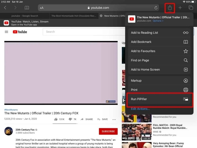 Cách xem YouTube trên iPad ở chế độ Picture-in-Picture hoàn toàn miễn phí