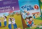 Bộ Giáo dục công bố 6 sách giáo khoa Tiếng Anh lớp 1 mới