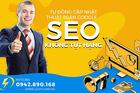 Thiết kế website chuẩn SEO - giải pháp quảng cáo cho doanh nghiệp
