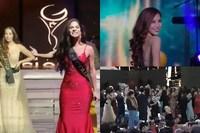 Bê bối Miss Global 2019: Đại diện Việt Nam bỏ về giữa chừng, chọn người chiến thắng như mớ rau