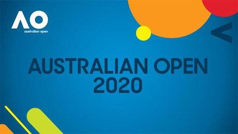 Kết quả đơn nam Australian Open 2020 mới nhất - xổ số ngày 13102019