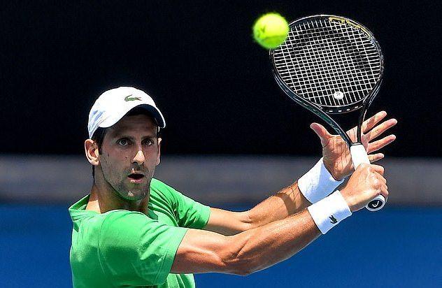 Djokovic thắng chật vật trận ra quân Úc mở rộng - xổ số ngày 13102019