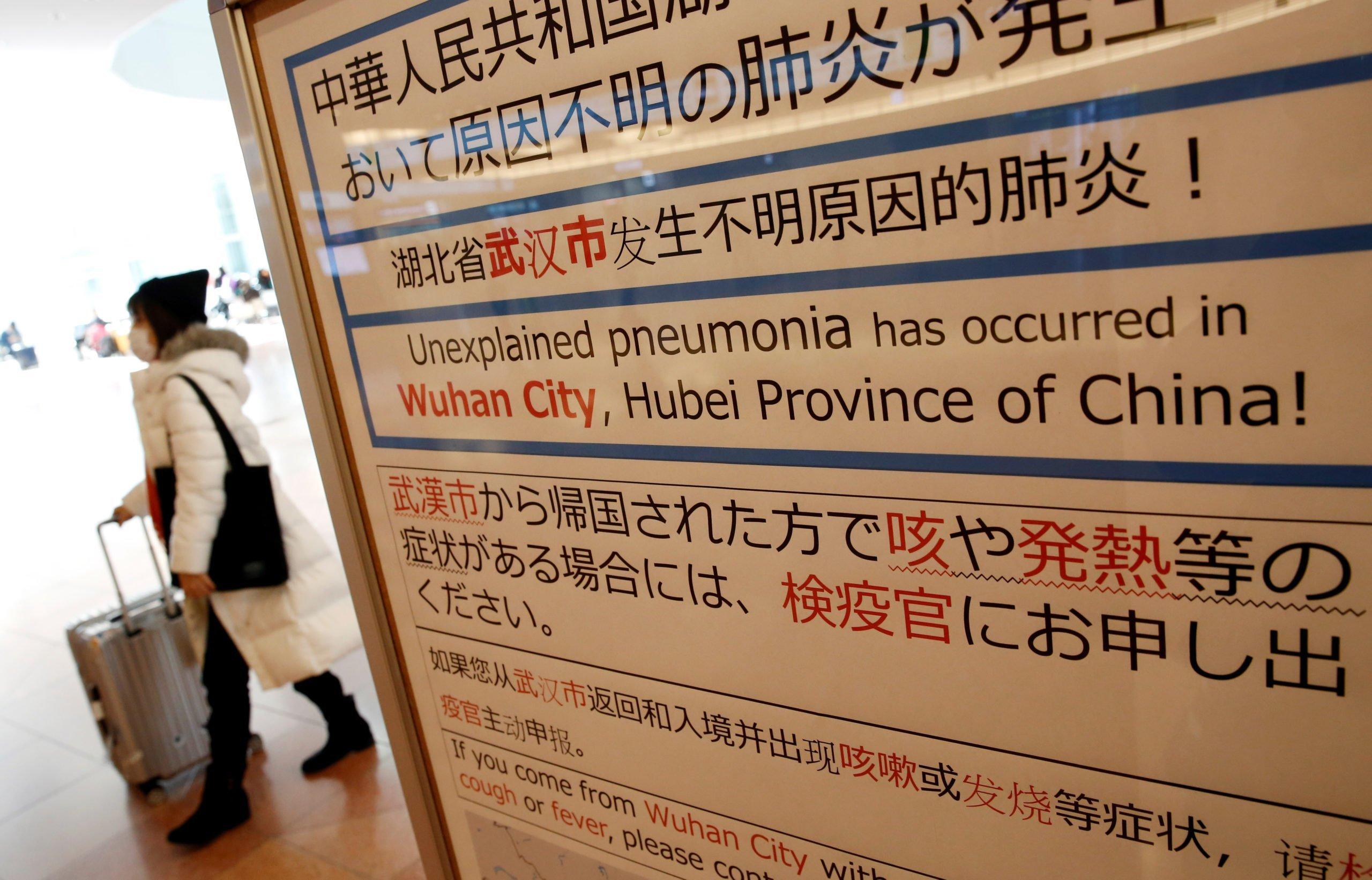 Phát hiện trường hợp nhiễm virus corona đầu tiên tại Hàn Quốc