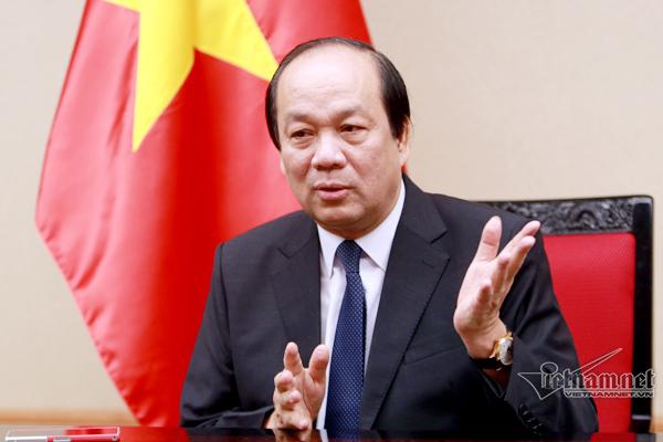Bộ trưởng Mai Tiến Dũng,cổng dịch vụ công quốc gia,thủ tục hành chính,cải cách hành chính