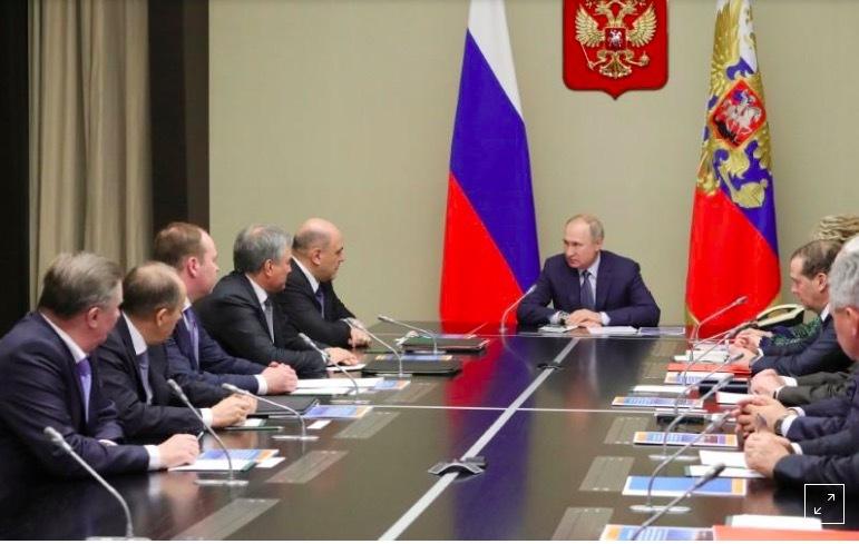 Tổng thống Putin,cải tổ,hệ thống chính trị,Nga