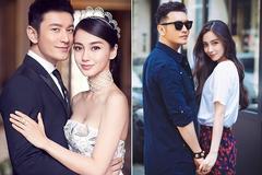 Huỳnh Hiểu Minh và Angelebaby xuất hiện bên nhau giữa tin đồn ly hôn