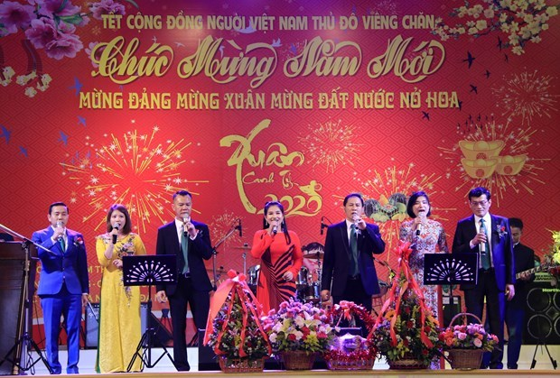 Vietnamese Consulate General in San Francisco,grand meeting,Lunar New Year Tet,Vietnam-US relations,Vietnamese Embassy in Tanzania,Vietnam-Tanzania relations