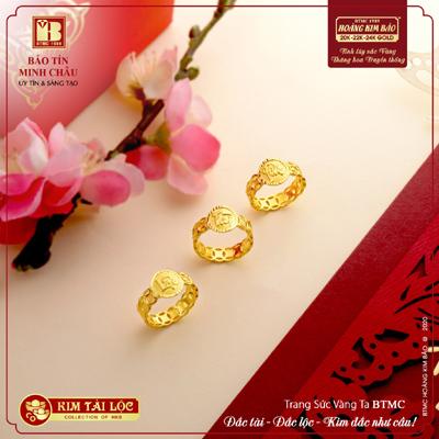 Xu hướng chọn vàng, trang sức đón lộc cầu may đầu năm
