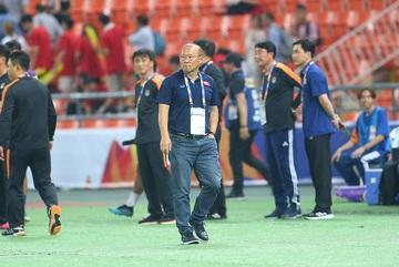 Coach Park Hang Seo to return Vietnam after Tet Holiday